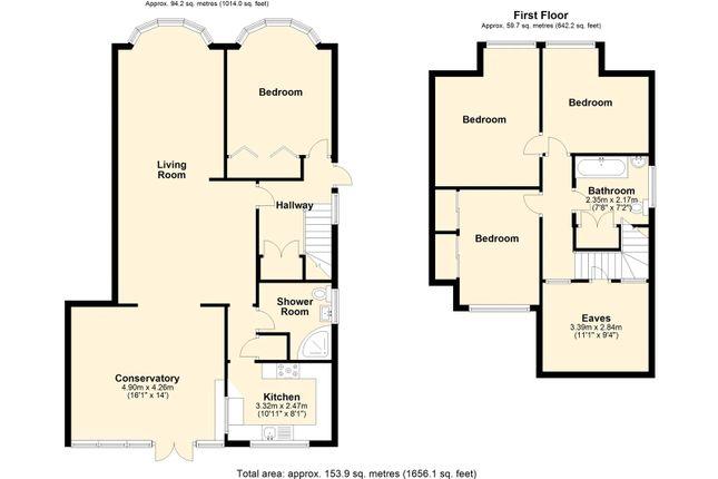 Floorplan of Hedge Place Road, Greenhithe, Kent DA9
