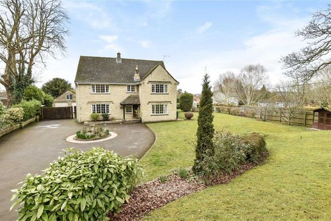 Thumbnail Detached house for sale in Greens Lane, Wroughton, Swindon