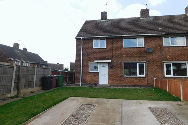 Thumbnail Property to rent in Chestnut Drive, Shirebrook, Mansfield