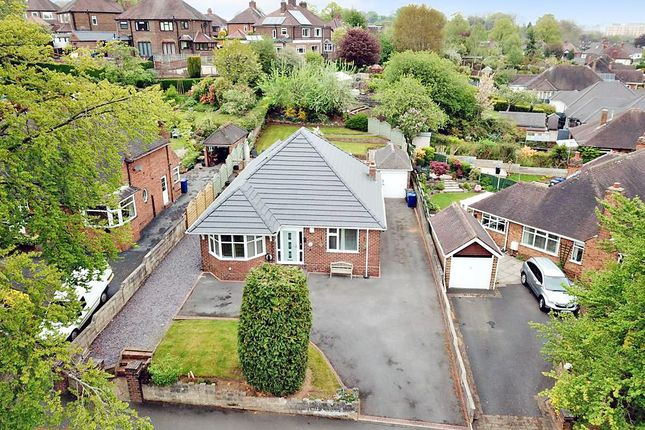 Thumbnail Detached bungalow for sale in Stafford Avenue, Clayton, Newcastle