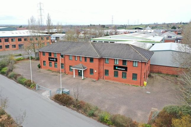 Thumbnail Office for sale in Alacrity House, Saxon Business Park, Hanbury Road, Stoke Prior, Bromsgrove, Worcestershire