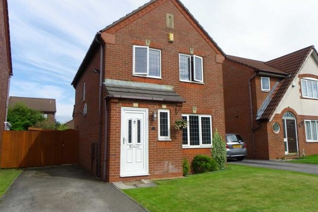 Thumbnail Detached house to rent in Haighton Drive, Fulwood, Preston