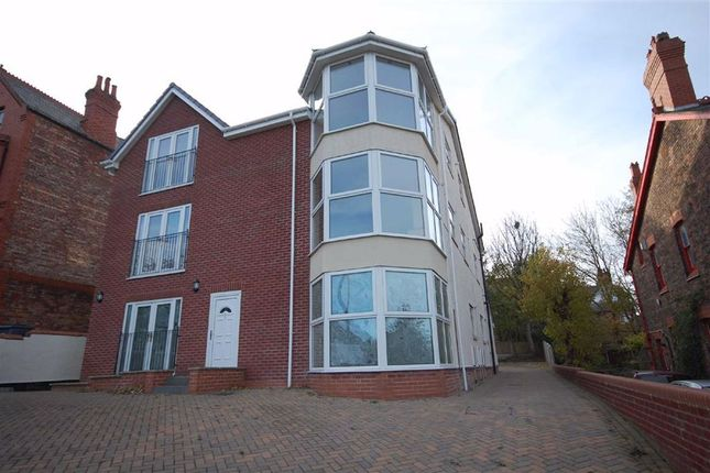 Thumbnail Flat to rent in Atherton Street, Wallasey, Wirral