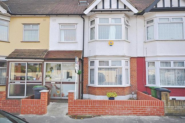 Thumbnail Terraced house for sale in Burlington Gardens, Chadwell Heath, Essex