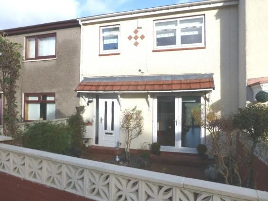 Thumbnail Terraced house for sale in Northfield Avenue, Port Glasgow