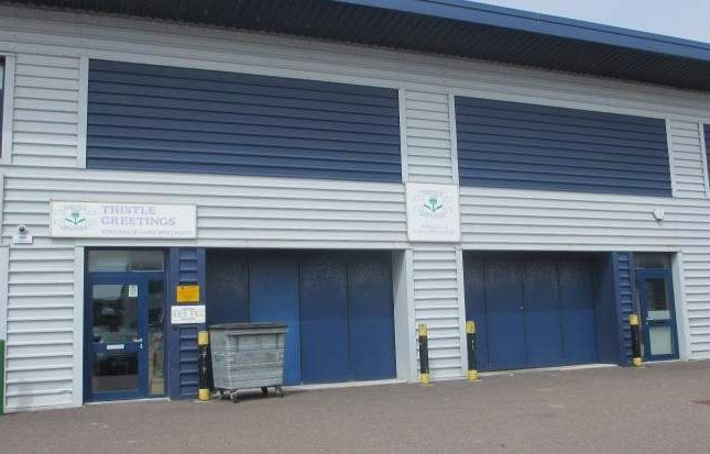 Light industrial to let in Wellington Circle, Aberdeen