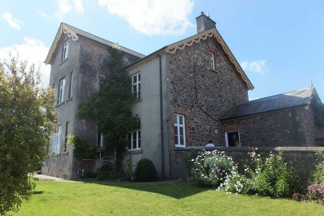 Thumbnail Detached house for sale in Chichacott Road, Okehampton