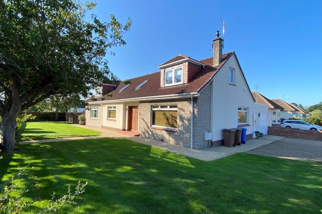 Thumbnail Detached house for sale in Laughlanglen Road, Alloway, Ayr