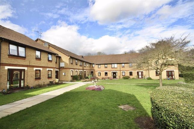 Flat for sale in Ivyfield Court, Charter Road, Chippenham, Wiltshire