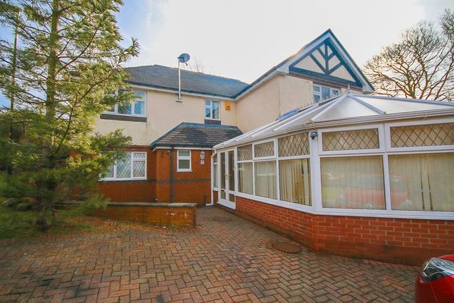 Thumbnail Detached house to rent in Clarence Park, Blackburn
