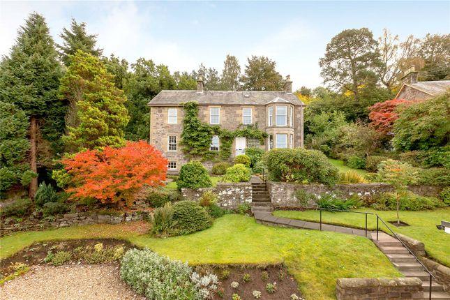 Thumbnail Detached house for sale in Glen Road, Bridge Of Allan, Stirling
