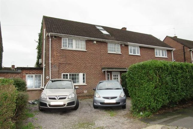 Thumbnail Semi-detached house for sale in Cyntwell Crescent, Cardiff