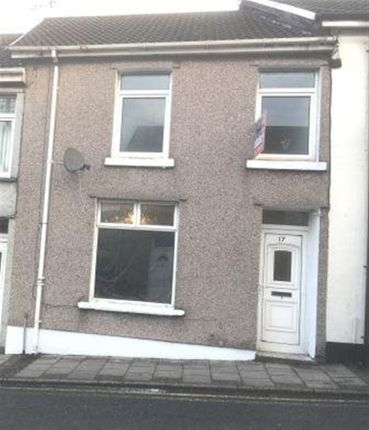 Thumbnail Property to rent in Court Terrace, Merthyr Tydfil