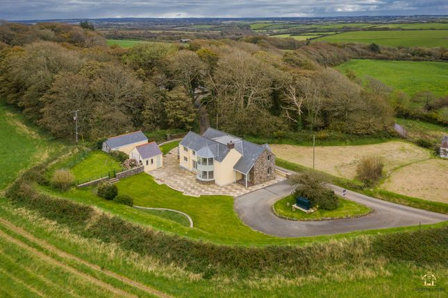 Thumbnail Detached house for sale in Roch, Haverfordwest