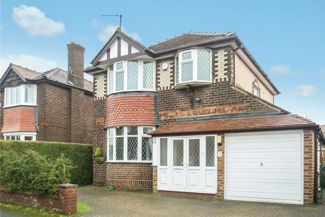 Detached house for sale in Highfield Road, Timperley, Altrincham