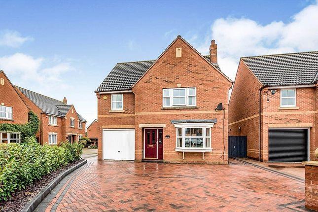 4 bed detached house to rent in Croyland Drive, Elstow, Bedford MK42