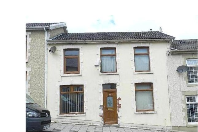 Thumbnail Terraced house for sale in Crawshay Road, Penygraig