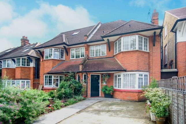 Thumbnail Flat for sale in Arundel Gardens, Winchmore Hill, London, .