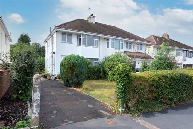 3 bed semi-detached house for sale in Cumberland Avenue, Basingstoke, Hampshire RG22