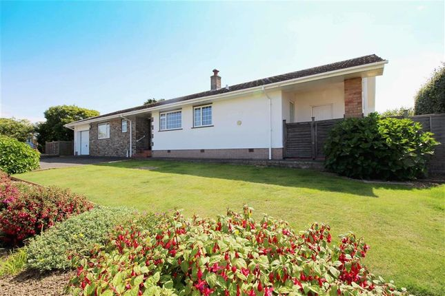 Thumbnail Detached bungalow for sale in St. Helens, Abbotsham, Bideford