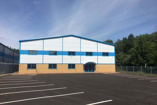 Thumbnail Industrial for sale in Unit 4, Goatmill Road, Merthyr Tydfil
