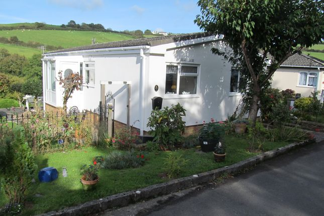 Thumbnail Mobile Park Home For Sale In Berrynarbor Ref 5716 Ilfracombe