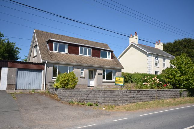Thumbnail Detached bungalow for sale in Capel Seion, Aberystwyth