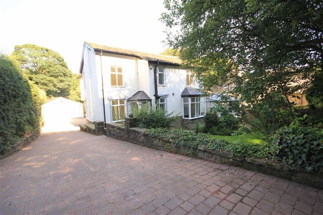 Thumbnail Detached house for sale in Garden Cottage, Meadowcroft Lane, Rochdale