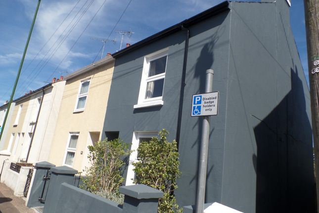 Thumbnail End terrace house to rent in Spitalfield Lane, Chichester