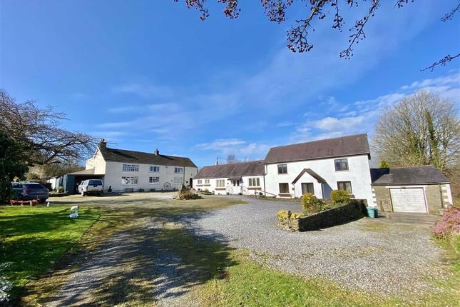Thumbnail Farm for sale in Blaenffos, Boncath