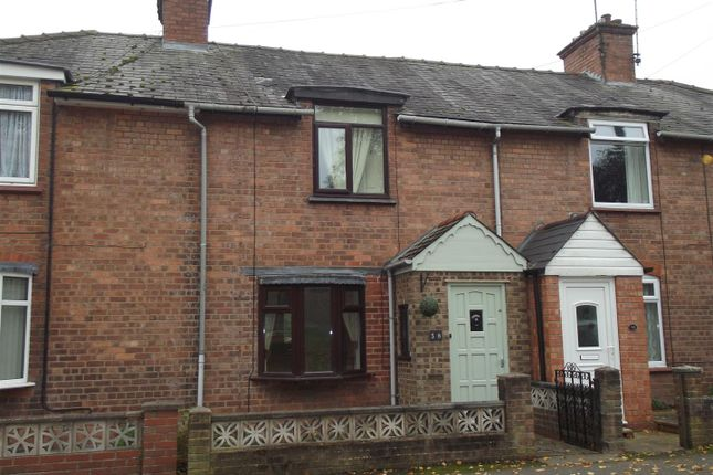 Thumbnail Terraced house to rent in Vines Lane, Droitwich