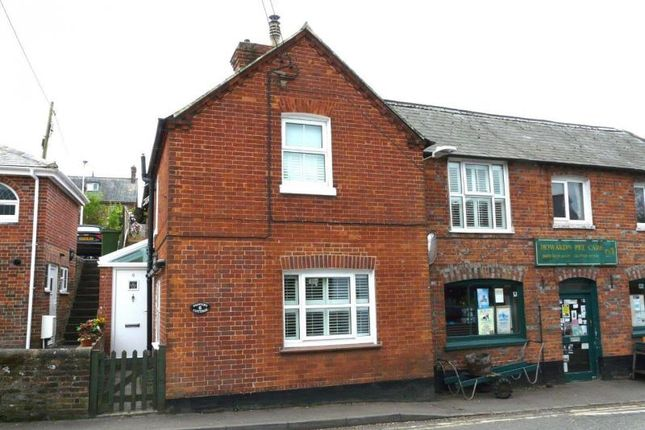 Thumbnail Town house for sale in Park Street, Hungerford
