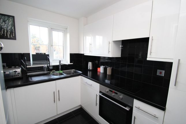 Thumbnail Flat to rent in Wellington House, Kidman Close, Gidea Park