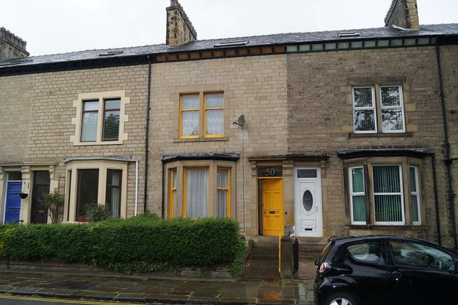 Thumbnail Terraced house to rent in Dallas Road, Lancaster