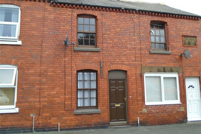 Thumbnail Terraced house to rent in Ash Road, Oswestry, Shropshire