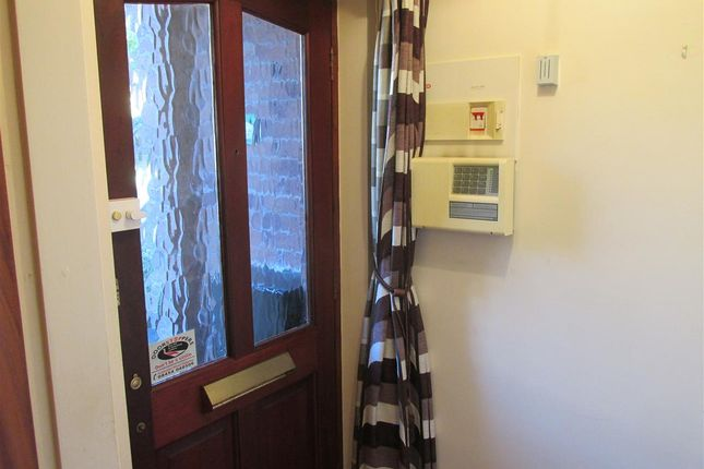 Lobby of Cheviot Close, Prenton, Birkenhead CH42