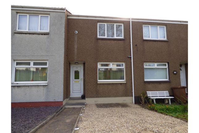 Thumbnail Terraced house for sale in Long Craigs Terrace, Kinghorn