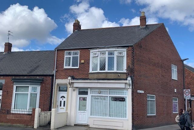 Thumbnail Retail premises for sale in 115/117 Fulwell Road, Sunderland