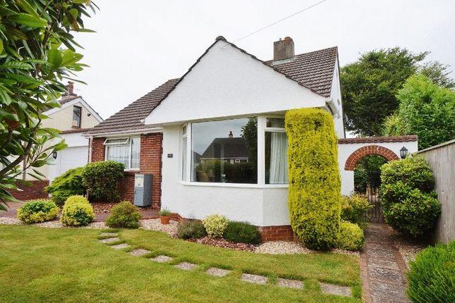 Thumbnail Bungalow for sale in Sandringham Drive, Preston, Paignton
