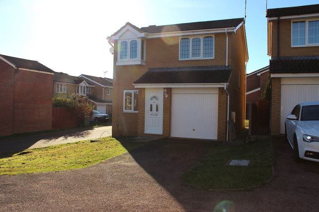 Thumbnail Detached house to rent in Finmere, Brownsover, Rugby