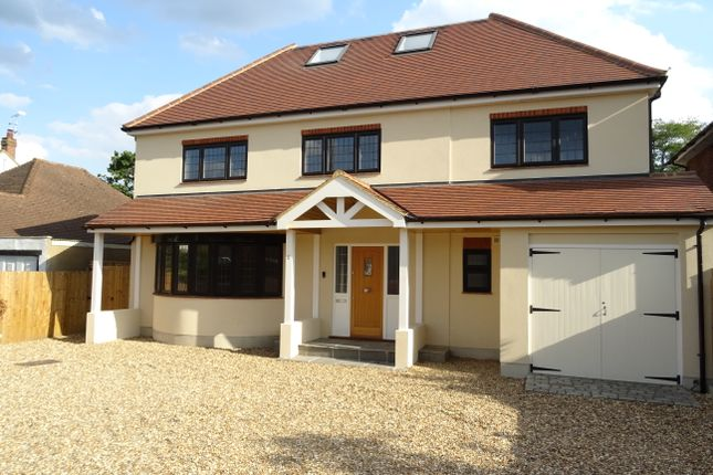 Thumbnail Detached house for sale in Orchard Avenue, Woodham