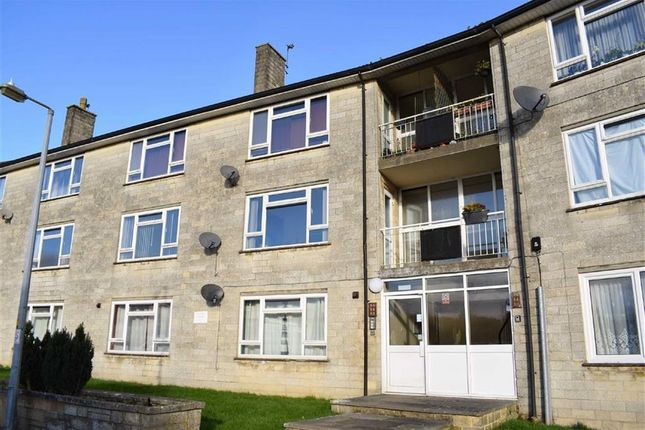 Thumbnail Flat for sale in Long Close Avenue, Corsham, Wiltshire
