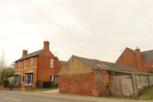 Thumbnail Semi-detached house for sale in Lutterworth Road, North Kilworth, Lutterworth