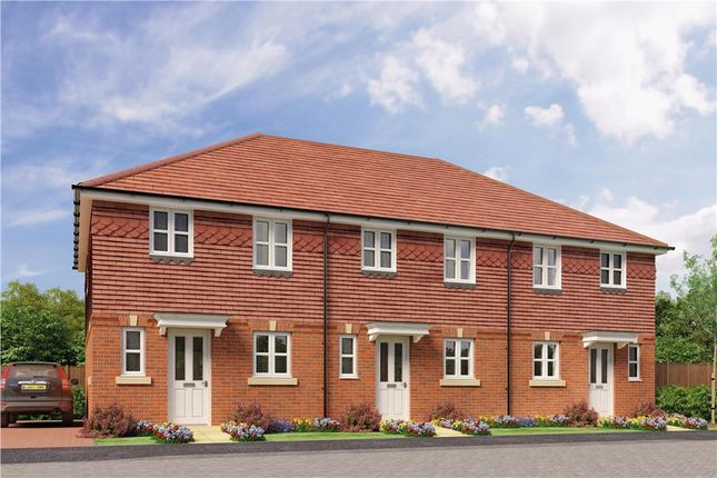 "Thumbnail Mews house for sale in ""Stirling"" at Gamecock Terrace, Tangmere, Chichester"