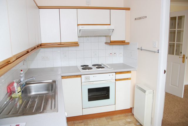 Thumbnail Flat to rent in Cambrai Court, Dingwall., 9Xa