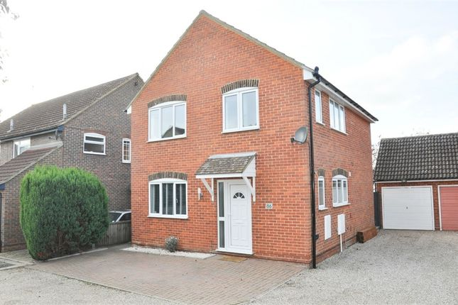 Thumbnail Detached house for sale in Pickwick Avenue, Newlands Spring, Chelmsford, Essex