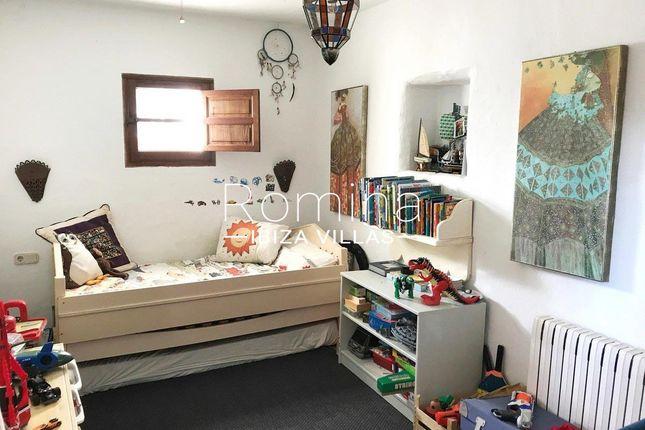 Bedroom of Santa Gertrudis De Fruitera, Ibiza, Balearic Islands, Spain