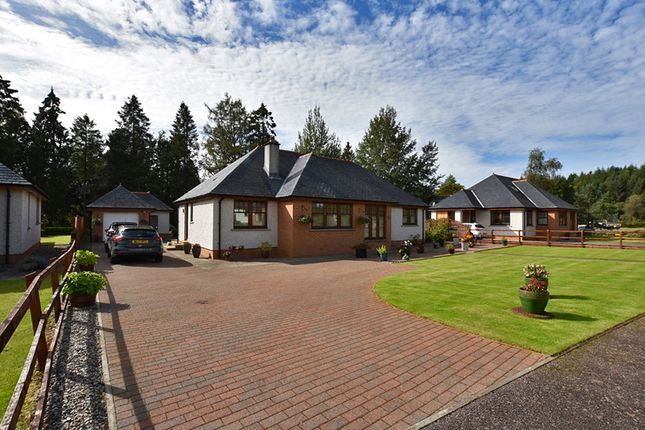Thumbnail Detached bungalow for sale in Nursery Park, Spean Bridge