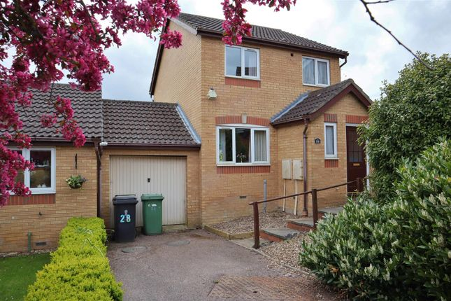 Thumbnail Detached house for sale in Hilltop Drive, Oakham