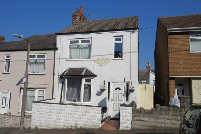 Thumbnail End terrace house for sale in Everard Street, Barry